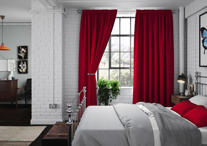 Red Curtains Abu Dhabi