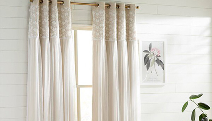 Lace Curtains for living room