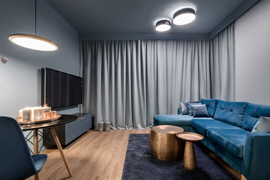 Buy Best Grey Curtains in UAE 2021