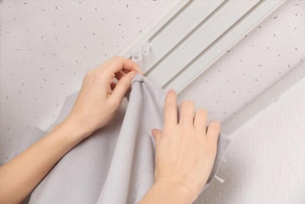 Curtains Fixing in Abu Dhabi, UAE