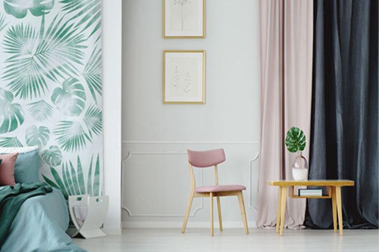 Room Curtains Velvet