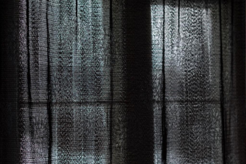 Black Lace Curtains Abu Dhabi
