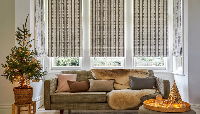 Roman Blinds for your home window